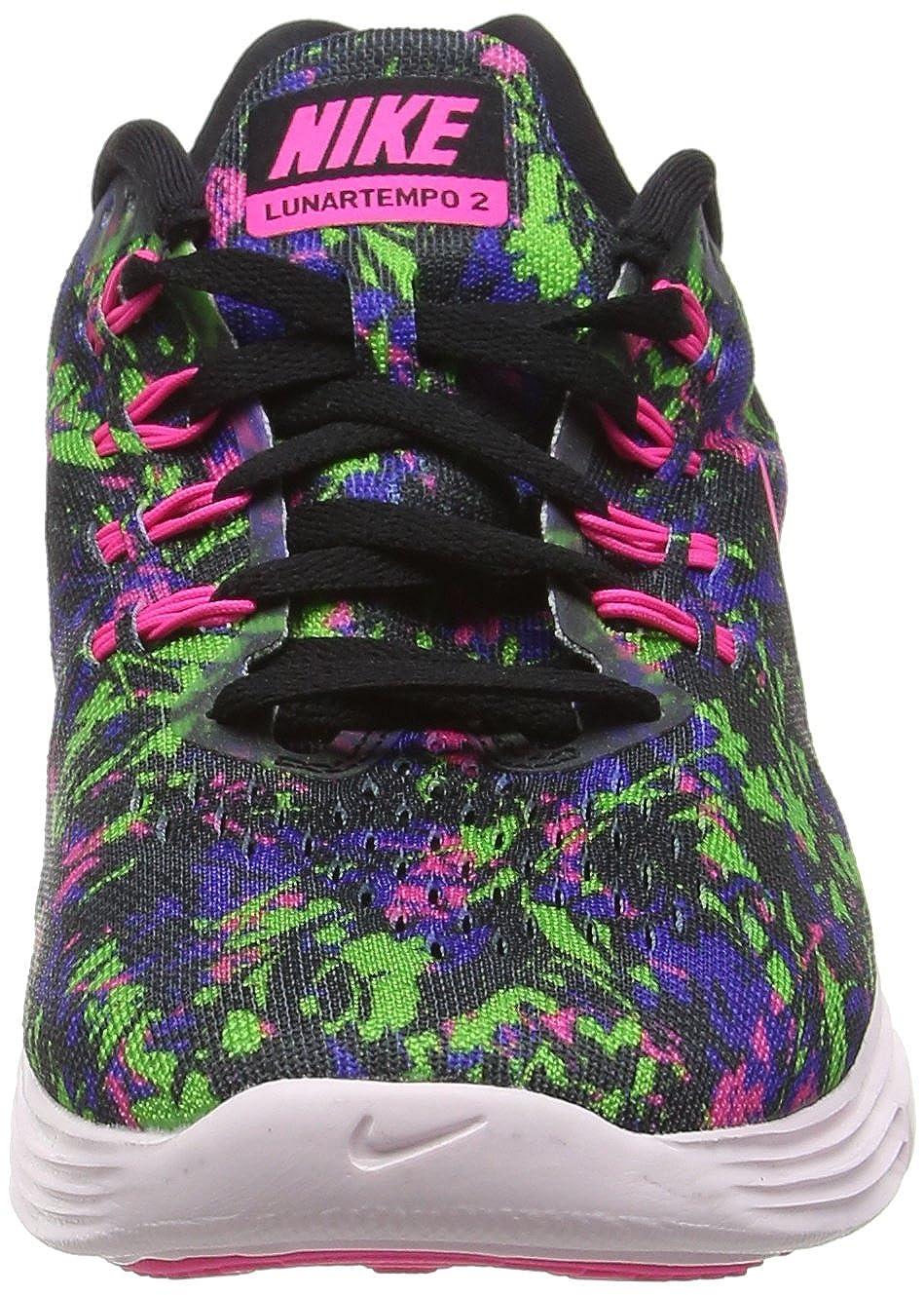 official photos 55df7 7ff9b Nike Lunar Tempo 2 Print, Chaussures de Running Compétition Femme   Amazon.fr  Chaussures et Sacs