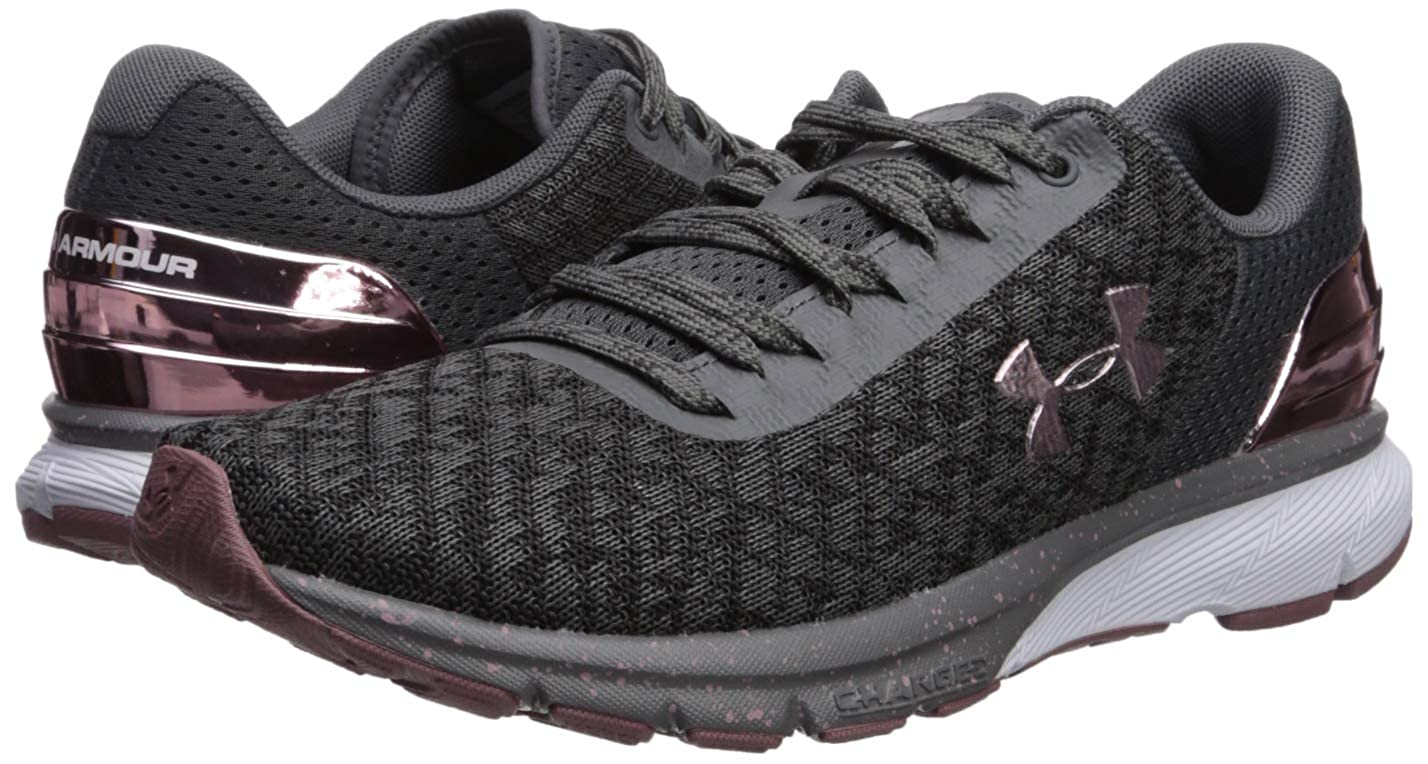 b7fe801f Under Armour Women's Charged Escape 2 Chrome Running Shoe