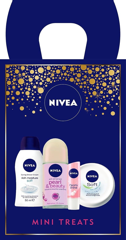 Nivea Mini para su regalo del paquete: Amazon.es: Belleza