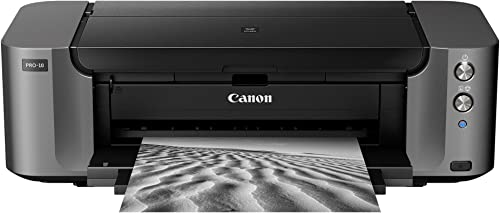 Canon PIXMA PRO-10 Color Professional Inkjet Photo Printer w/10-Ink Pigment Based System