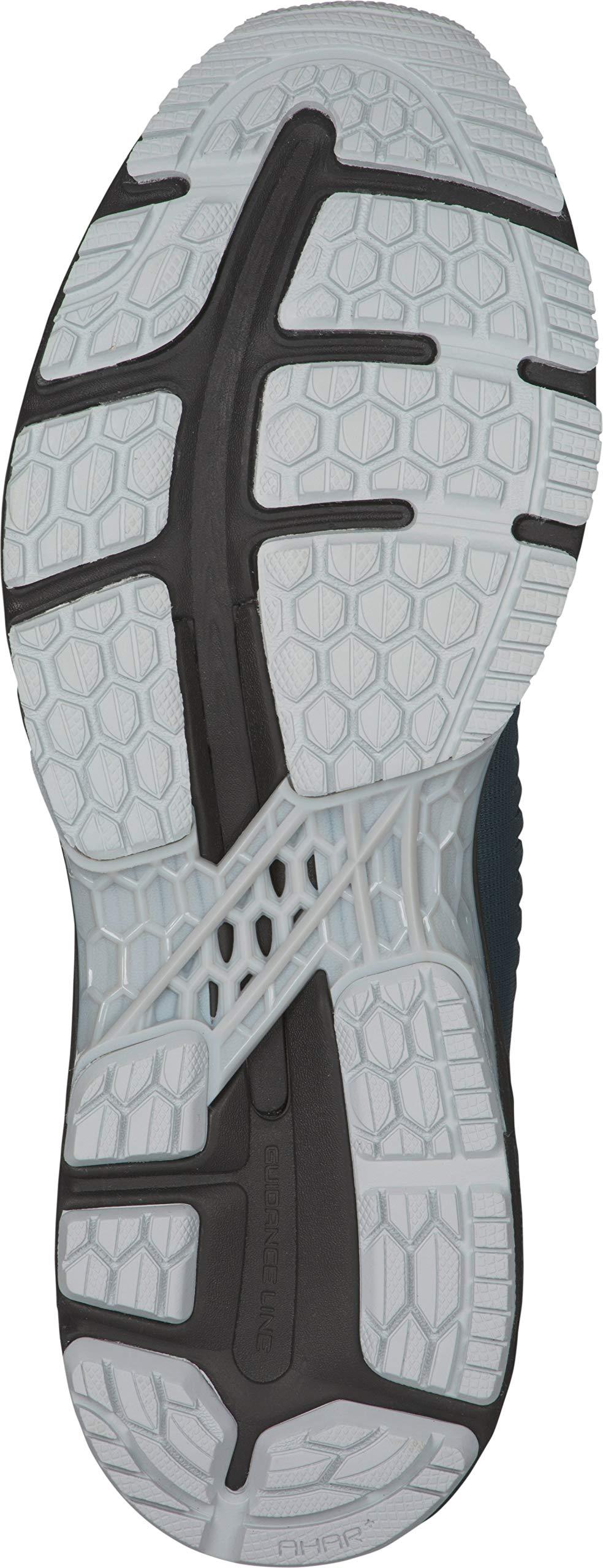 ASICS Men's Gel-Kayano 25 Running Shoe, Iron Clad/Black, 7 D(M) US by ASICS (Image #5)