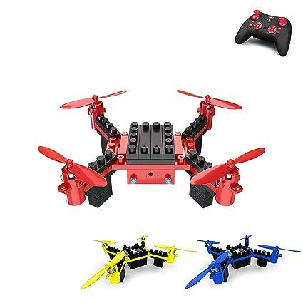 4.5 canales rc quadcopter teledirigido de bloques de construcción ...