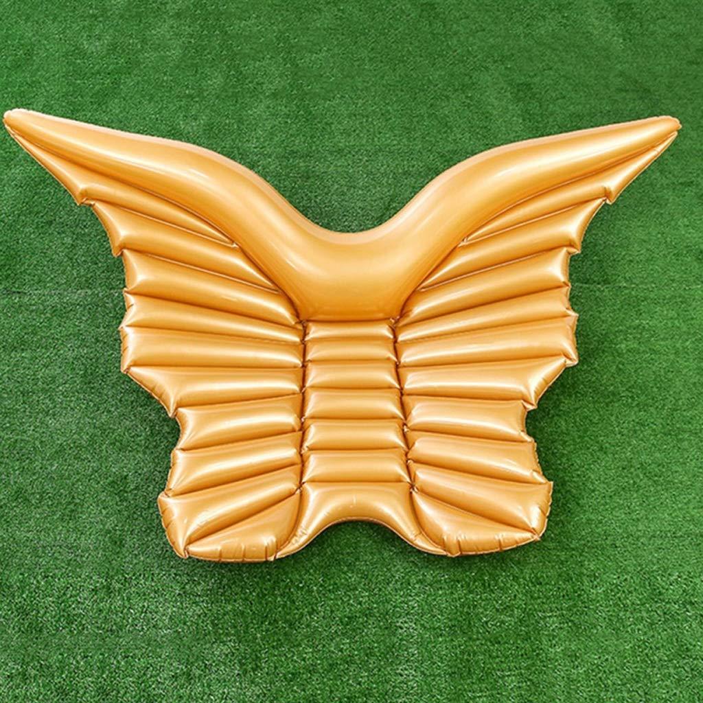 mas barato oro ala de ángel Piscina Inflable Balsas flotantes flotantes flotantes Tumbona de natación Jugara al Aire Libre Juego de Fiesta for Adultos Niño  marca