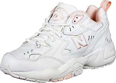 nouvelle arrivee 5404f 66c2e New Balance 608 WX608WI1, Trainers White: Amazon.co.uk ...
