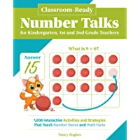 Classroom-ready Number Talks For Kindergarten, First And Sec: 1000 Interactive Activities and Strategies That Teach…