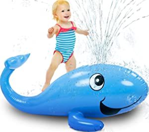 KLEEGER Kids Water Sprinkler Toy
