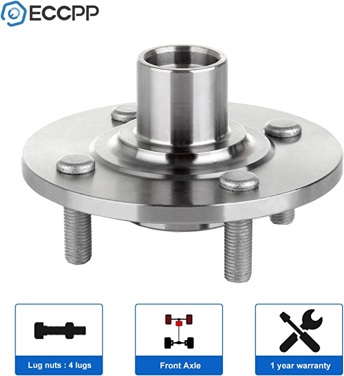 FRONT Wheel Bearing /& Hub Assembly FITS SATURN SC COUPE 1994-2002