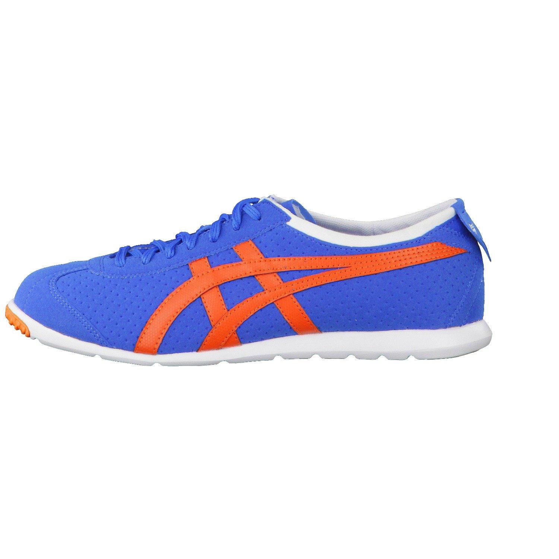 0e775b090f34 Onitsuka Tiger Rio Runner Sneaker Mid Blue   Orang  Amazon.co.uk  Shoes    Bags