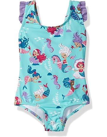 Hatley Girl s Bow Back Ruffle Swimsuit c3baceae9