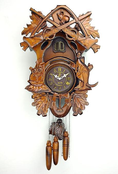 Reloj De Cuco SXWY, Reloj De Cuco De La Selva Negra De Los 56CM, ...