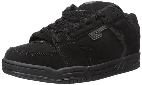 Globe - Zapatillas de Skateboarding para Hombre Negro Black/Black/Shadow: Amazon.es: Zapatos y complementos