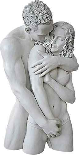 Design Toscano Engulfing Embrace Wall Sculpture