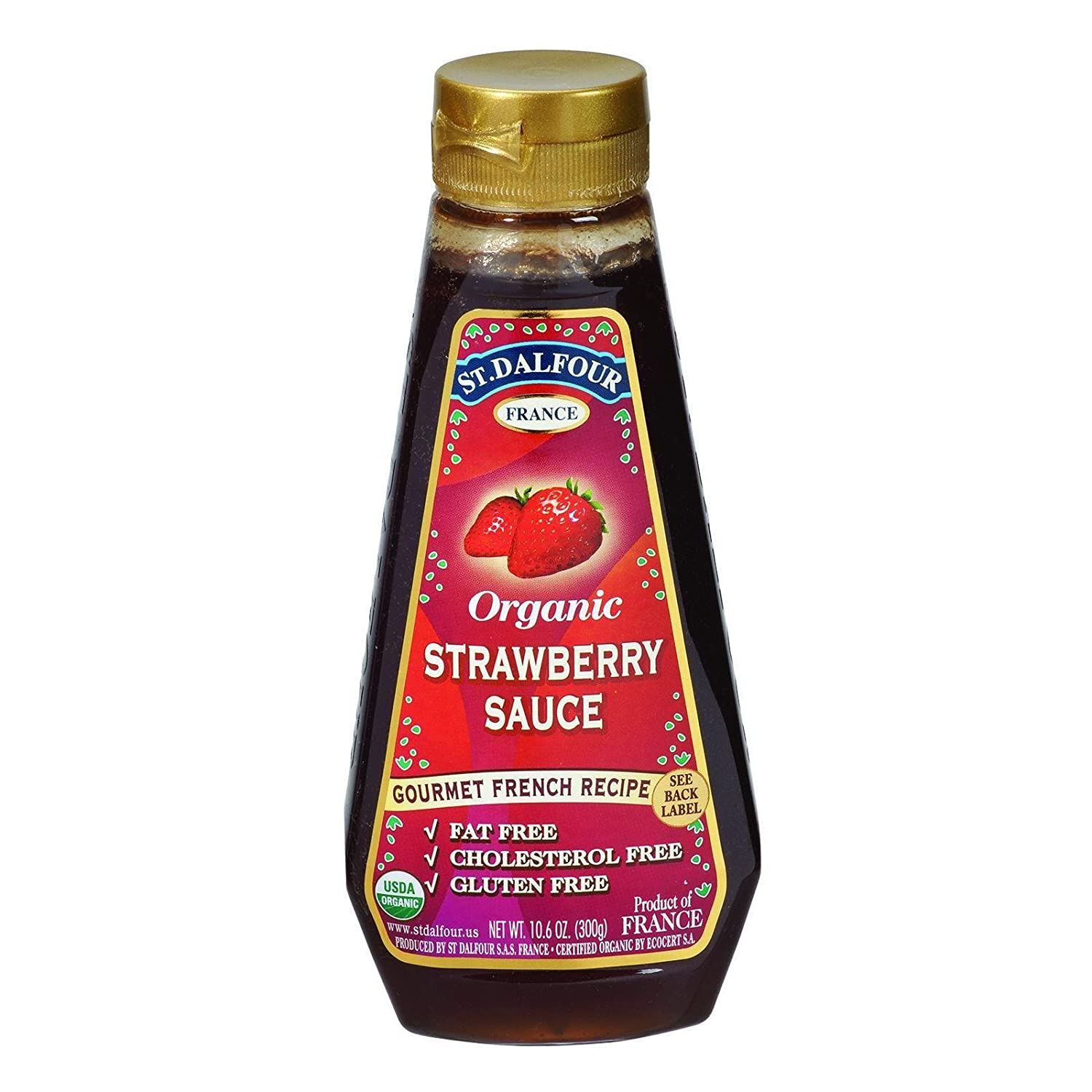 Strawberry Sauce For Cake