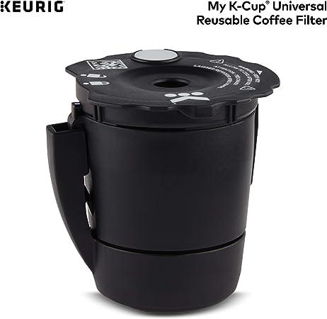 Amazon.com: Keurig My K-Cup Filtro de café reutilizable ...