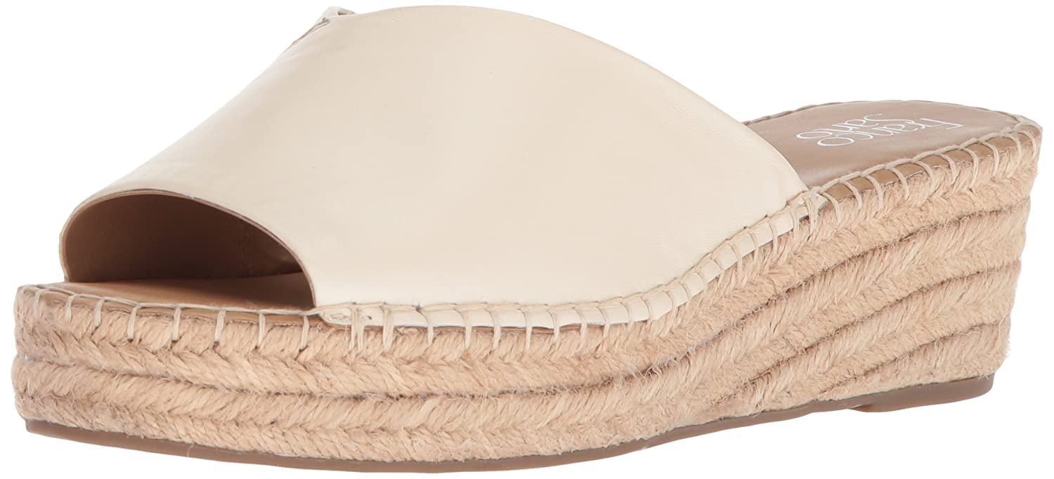40a435f9d6b Amazon.com  Franco Sarto Women s Pinot Espadrille Wedge Sandal  Shoes