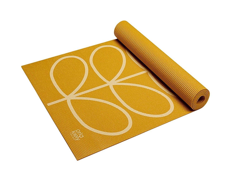 Desconocido Gaiam - Lineal Tallo Girasol Yoga Mat- Amarillo ...