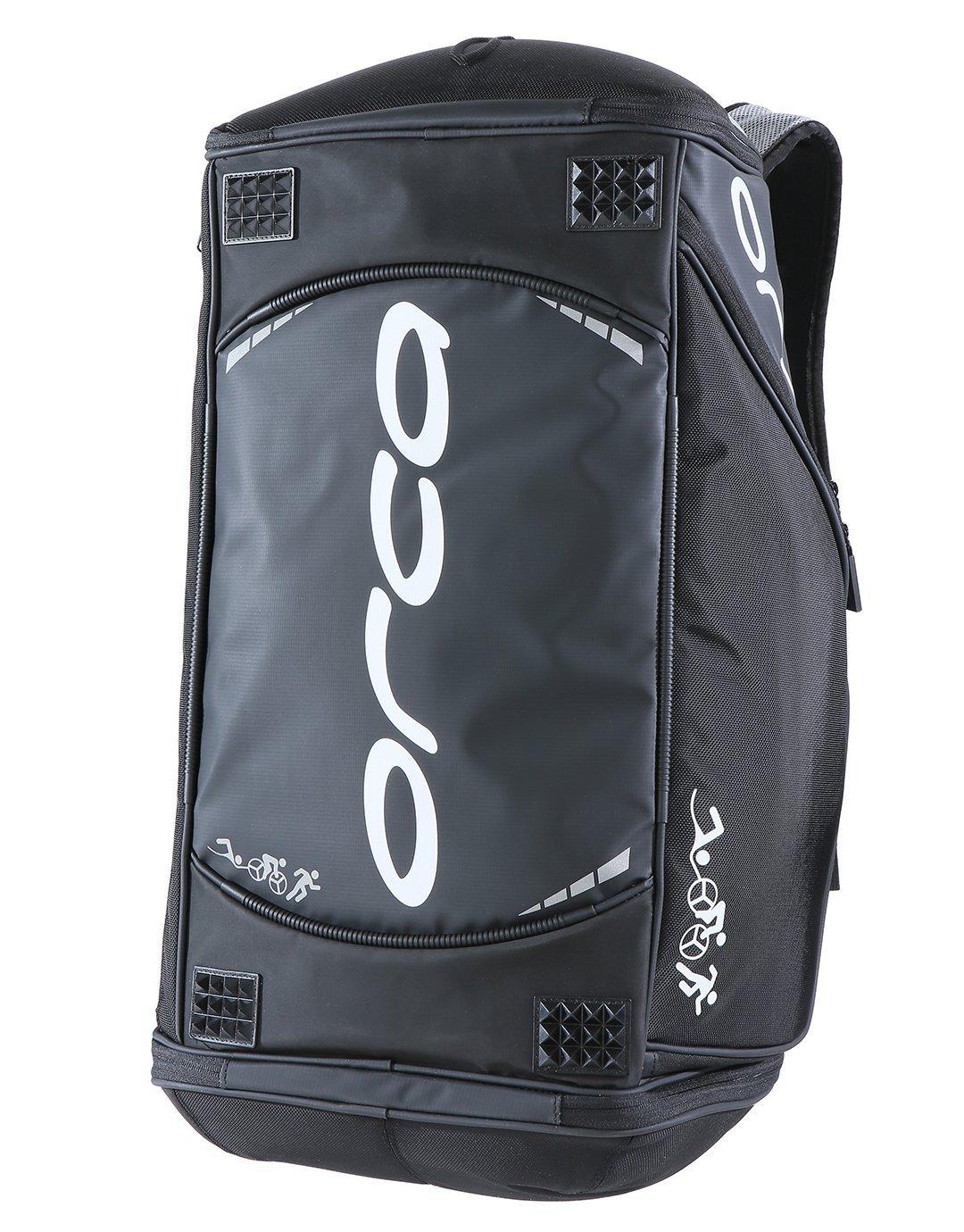 競売 ORCA(オルカ) 自転車 ブラック トライアスロン バックパッカー トランジションバッグ ブラック ORCA(オルカ) 容量75L B01HEU8QF4 FVAR0001 B01HEU8QF4, PLUS SPICE:42146489 --- albertlynchs.com