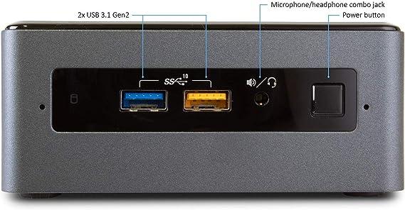Intel NUC NUC8i7BEH Mini PC/HTPC