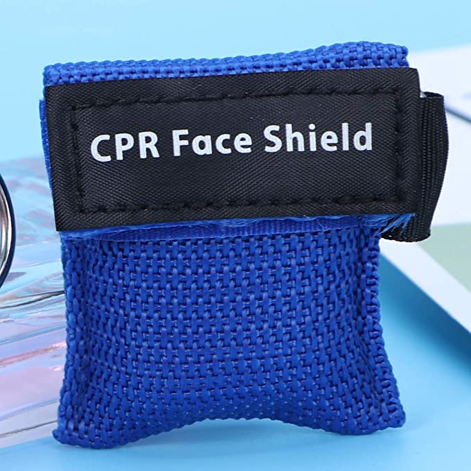 HEALLILY Uso de Emergencia Máscara de RCP Resucitación ...