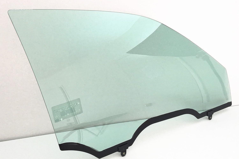 Fit 2012-2015 Honda Civic 2 Door Coupe Passenger Right Front Door Window Glass
