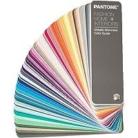 PANTONE FHIP310N FHI Metallic Shimmers Color Guide, Multicolor