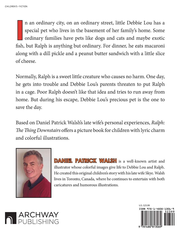 Daniel Patrick Walsh