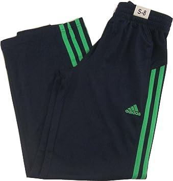 Dimensioni: adidas boys cordoncino atletico pantaloni della tuta: sport