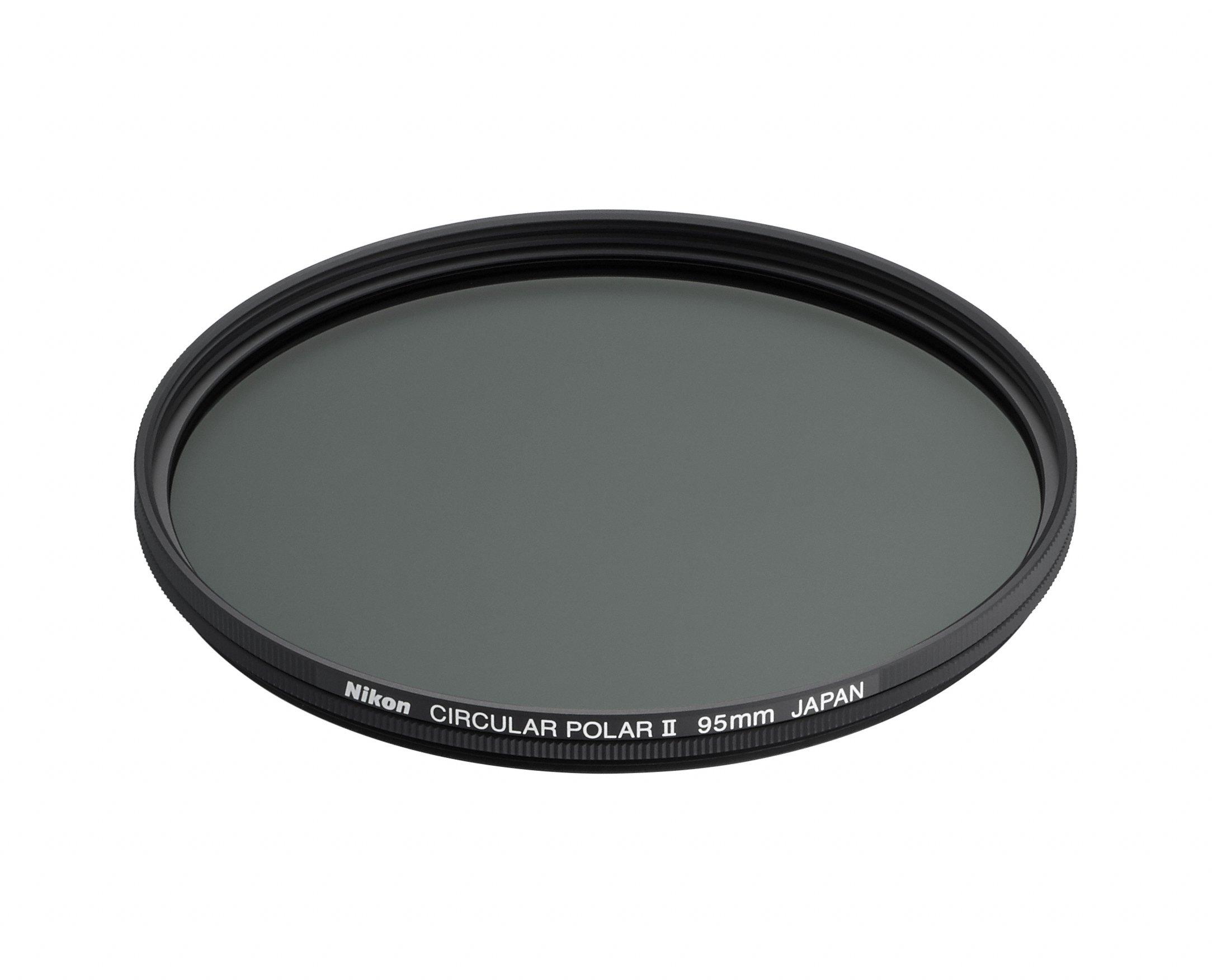 Nikon 95mm Circular Polarizing Filter II by Nikon
