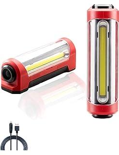 eDealMax PIR recargable con sensor de movimiento de luz LED ...