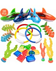 Amazon Com Pool Toys Toys Amp Games Swim Rings Dive
