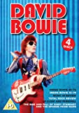 David Bowie Collection (4 disc set) [DVD]