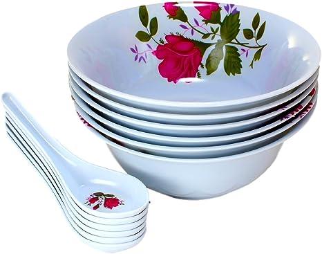 Asiatischer Suppenl/öffel chinesische japanische L/öffel-Set Keramik