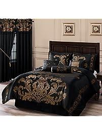 Comforter Bed Sets   Amazon.com