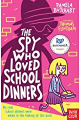 The Spy Who Loved School Dinners (Baby Aliens) Kindle Edition