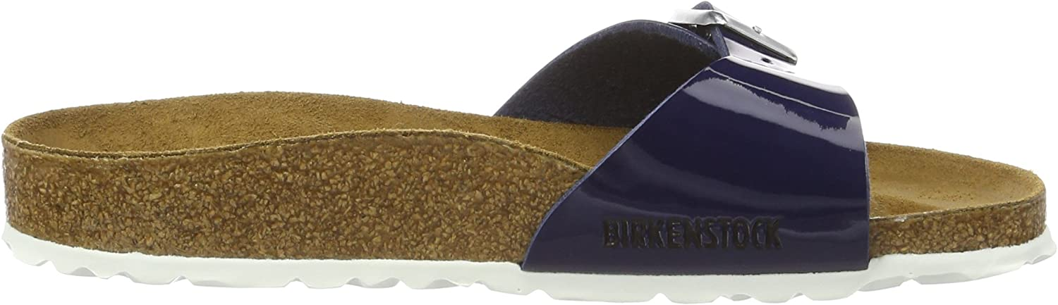 | Birkenstock 1005312 Madrid Dress Blue LS White