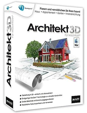 Architekt 3d Mac Amazonde Software