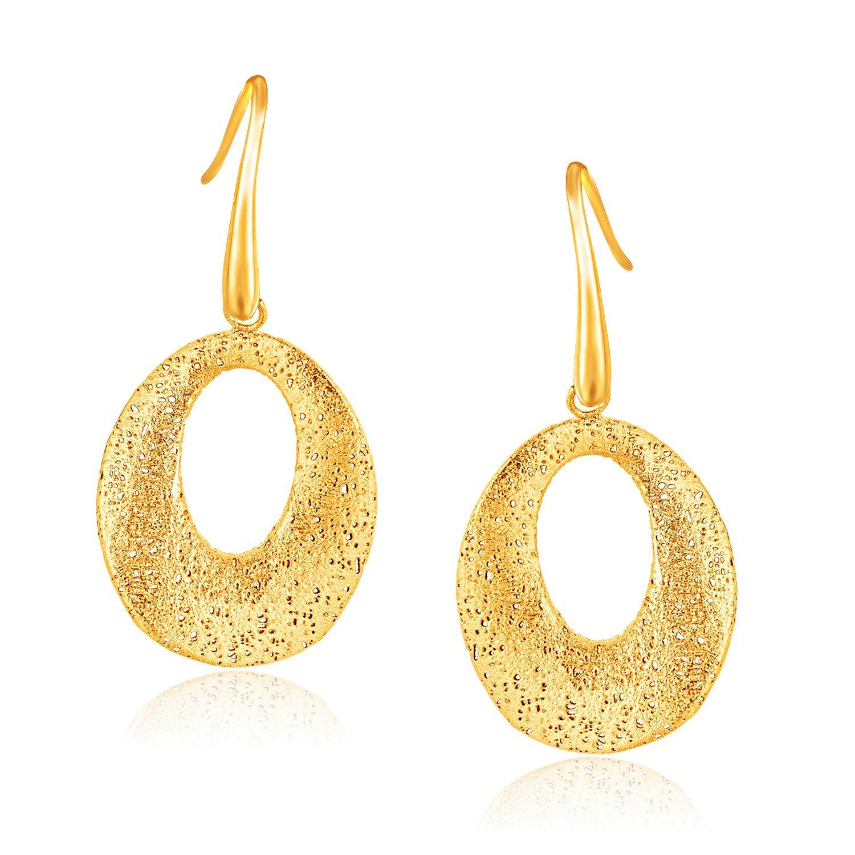 My Jewel Company – Italienisches Design 14 K Gelb Gold Gewebt ...