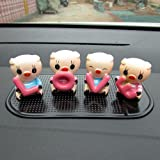 Lovely Pig LOVE Car Decoration Display Accessory Ornaments Car Home Decor Car Interior Decorations Gift