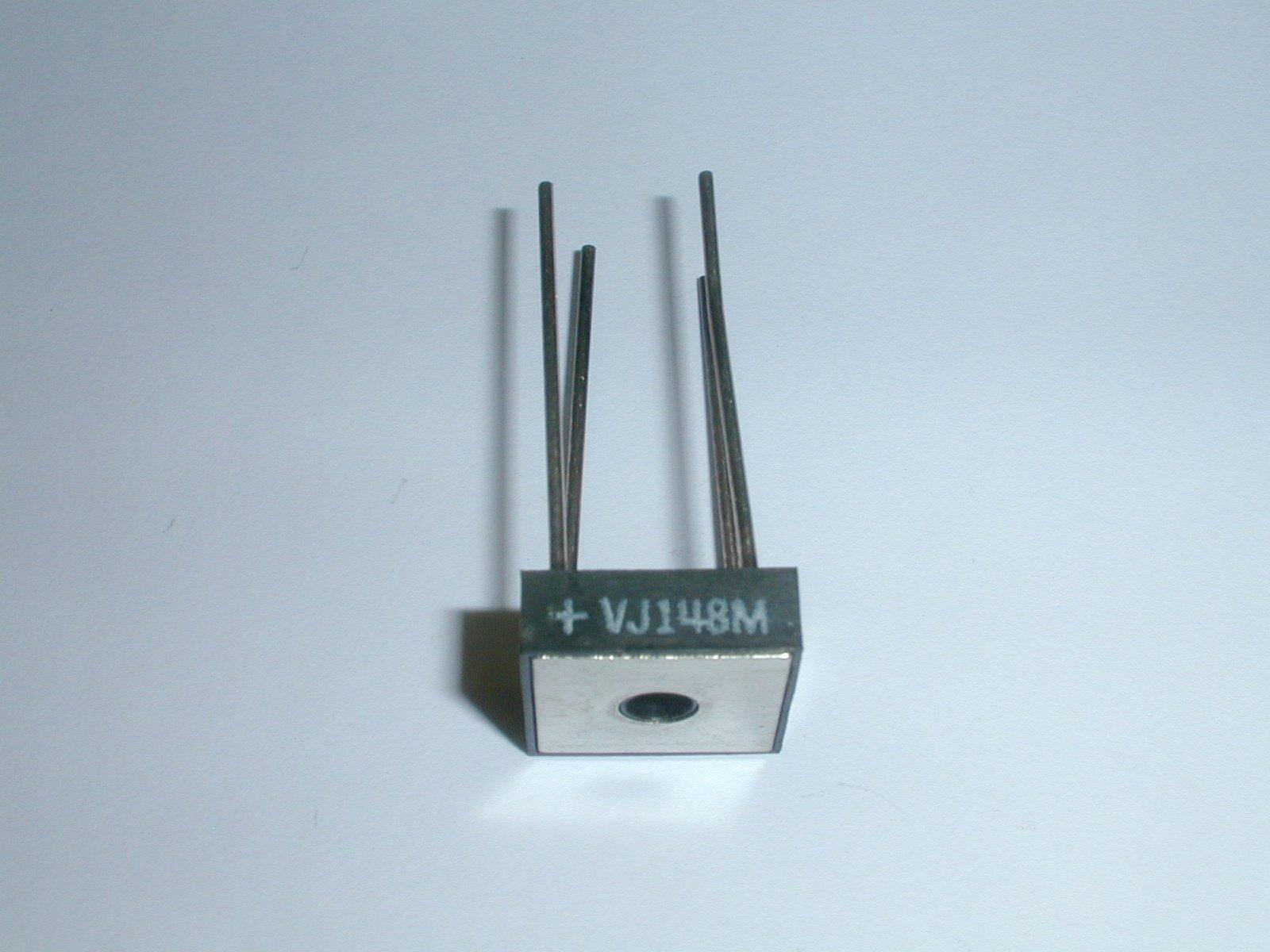 VJ148M Bridge Rectifier 100V 10A (1 piece)