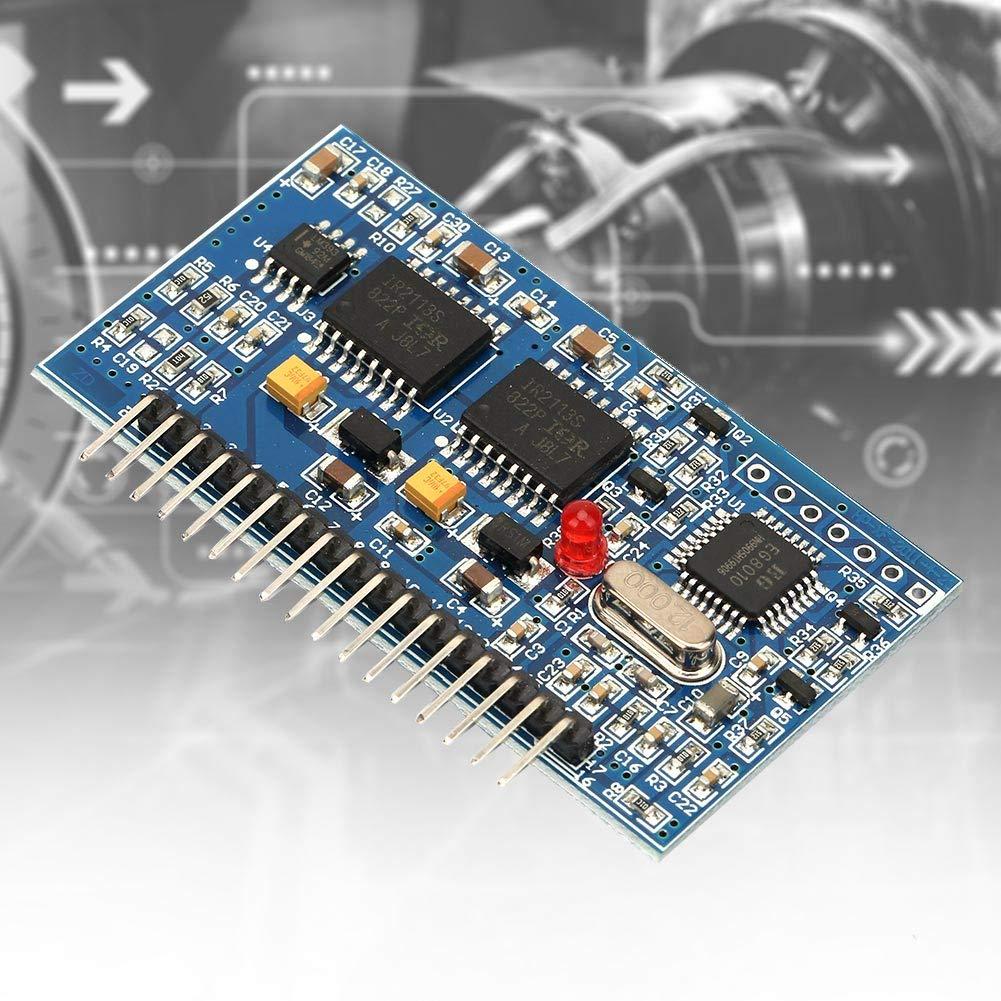 Sine Wave Inverter Generator Chip,EG8010 Module,23.4KHZ PWM Carrier Frequency,5V IR2110 Pure Sine Wave Inverter Driver Board,with Dead Zone Control