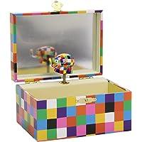 Trousselier - Caja de música, diseño Elmer (Trousselier
