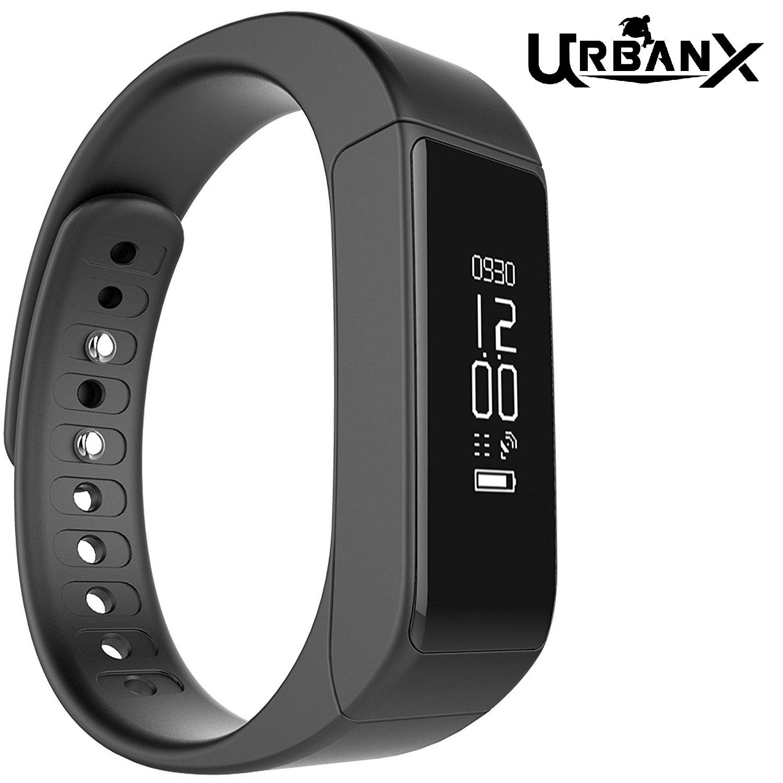 Urbanx i5 Plus Bluetooth Smart pulsera reloj pulsera ...