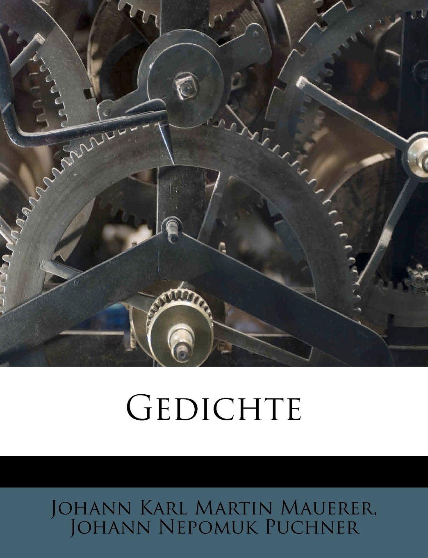 Read Online Gedichte (German Edition) pdf epub