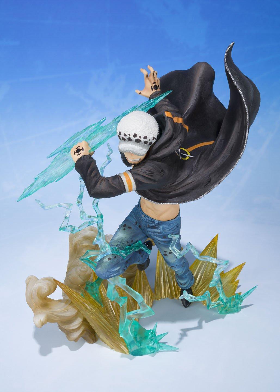 Bandai 19784 ZERO – One Piece 59036 Figuarts ZERO 19784 – Trafalgar Law Extra Battle c75984