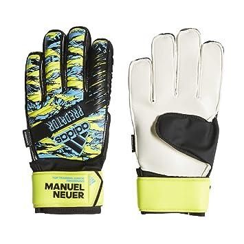 Adidas Kinder Predator Manuel Neuer Top Training Fingersave Junior Torwarthandschuhe