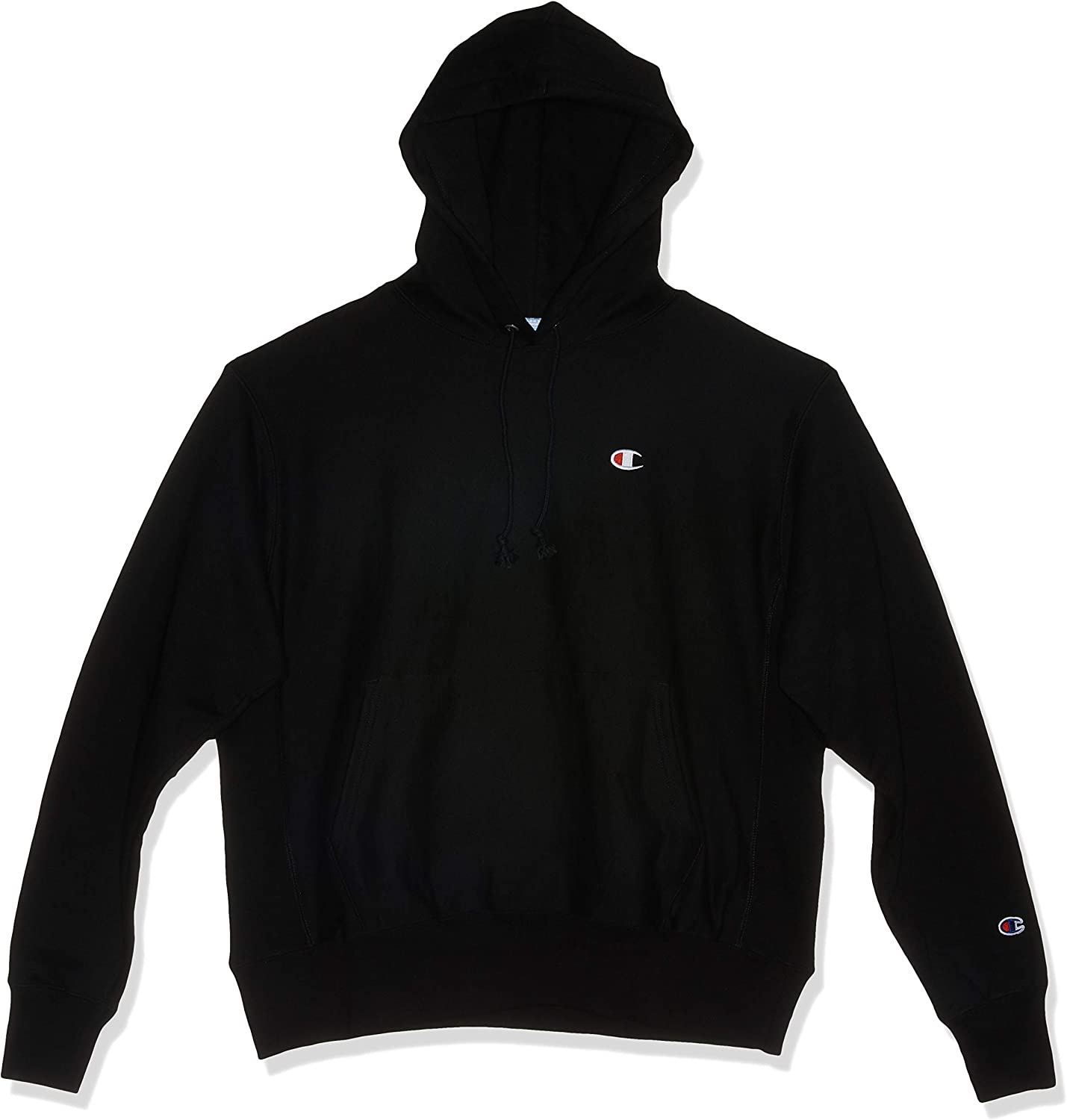 Champion LIFE Men's Reverse Weave Pullover Hoodie: Clothing
