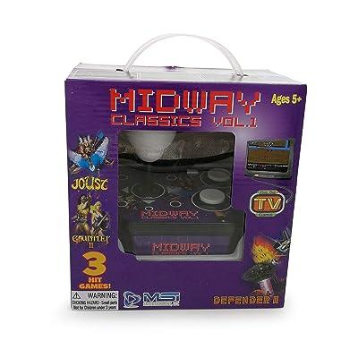 Midway Classics Arcade game - 3 HIT CLASSICS: Toys & Games