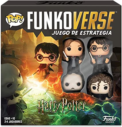 POP! Funkoverse: Battle in the Wizarding World - Harry Potter ...
