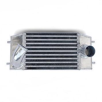 Supeedmotor Intercooler para Land Rover Discovery Defender 200TDI 2.5 Turbo aleación de aluminio: Amazon.es: Coche y moto