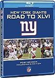 NFL New York Giants: Road to Xlvi [Blu-ray]